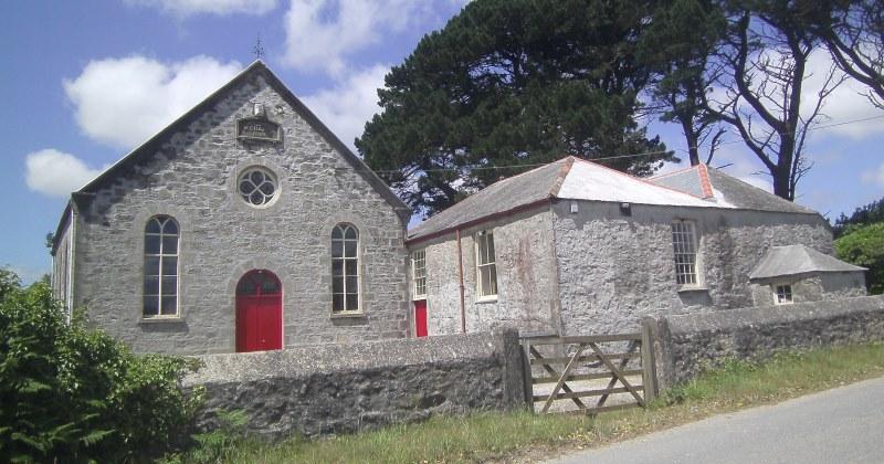 Baldhu Chapel
