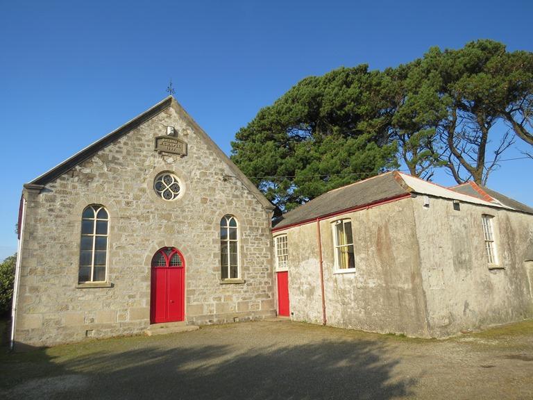 Kea Parish History